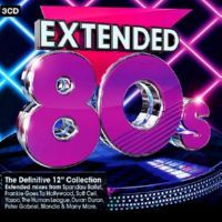 VA - Extended 80s - The Definitive 12inch Collection (2014) MP3