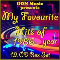 VA - My Favourite Hits of 1986 [12CD] (2014) FLAC от DON Music