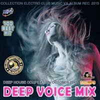 VA - Deep Voice Mix (2015) MP3