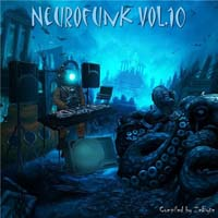 VA - Neurofunk Vol.10 [Compiled by Zebyte] (2015) MP3