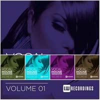 VA - Vocal House Sessions Vol 1-5 (2015) MP3